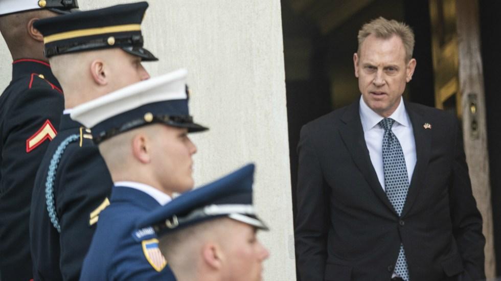 Pentágono investiga a su jefe interino por sesgo a favor de Boeing - Shanahan
