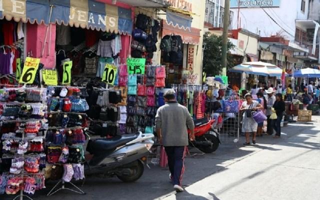 Delincuencia afectó a 9 de cada 10 comercios en la CDMX - Pequeños comercios en la CDMX. Foto de México Nueva Era
