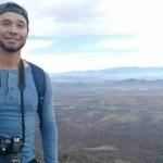 Entregan cuerpo de periodista Omar Iván Camacho a familiares - Omar Iván Camacho. Foto de Twitter