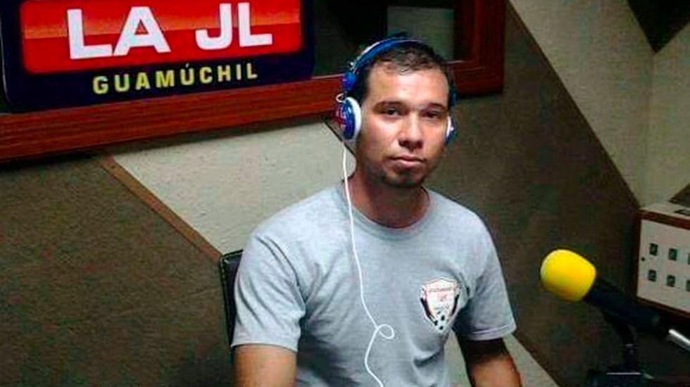 Asesinan en Sinaloa al periodista Omar Iván Camacho - Foto de Facebook