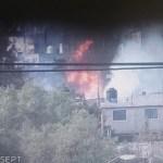 Controlan incendio de pipas en Milpa Alta; hay tres lesionados