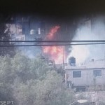 Se incendia pipa en Milpa Alta; hay seis lesionados