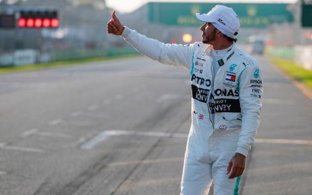 Hamilton logra su primera pole de la temporada - Foto de @F1
