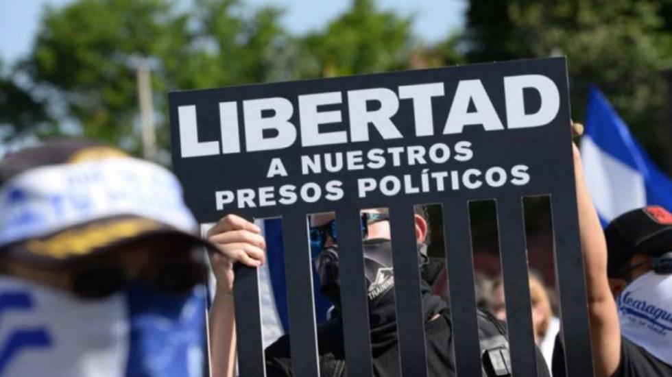 Nicaragua libera 50 presos políticos - presos políticos nicaragua liberación