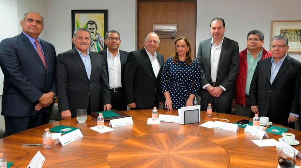 PRI acuerda que Jiménez Merino sea su candidato a gubernatura de Puebla - Foto de PRI