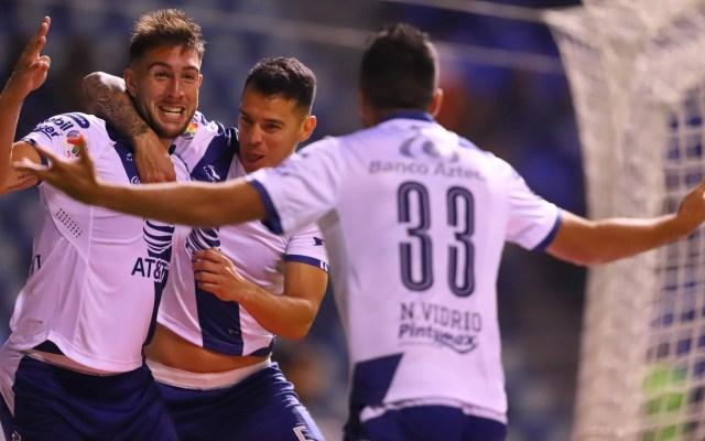 Puebla logra su segunda victoria en casa ante los Pumas - Foto de Mexsport