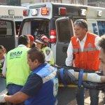 Rescatan a hombre que se arrojó a vías del Metro Salto del Agua - Foto de Quadratín