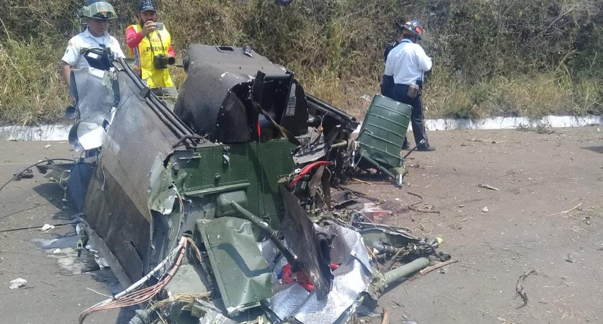 Así fue el accidente de la avioneta en el Autódromo Pedro Cofiño