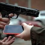 ¿Qué hacer en caso de robo del celular? - Foto de México Nueva Era
