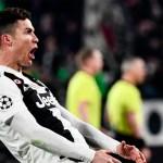 UEFA abre procedimiento a Cristiano Ronaldo por festejo ante el Atlético - Foto de  @LigadeCampeones