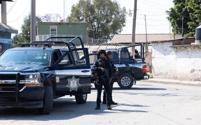 No hay zona geográfica del país que esté dominada por grupos delincuenciales, asegura Alfonso Durazo - Operativo de seguridad en Santa Rosa de Lima. Foto de @SophiaHuett