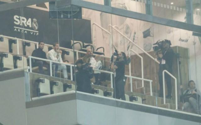 Mientras Real Madrid era eliminado, Sergio Ramos grababa documental - Foto de Marca