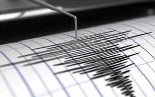 Sismo de magnitud 4.9 en Oaxaca - Servicio Sismológico Nacional