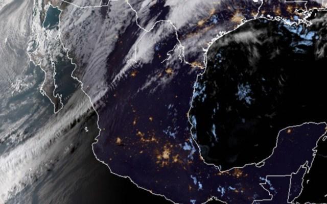 Alerta por fuertes vientos, torbellinos y tornados en Chihuahua, Coahuila y Nuevo León - Foto de @conagua_clima