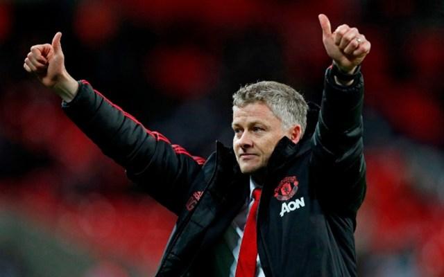 Solskjaer seguirá en el Manchester United las próximas tres temporadas - Ole Gunnar Solskjaer. Foto de AFP