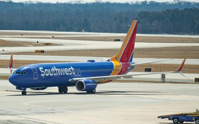 Interrupción técnica provoca retrasos en vuelos en EE.UU. - Foto de AFP