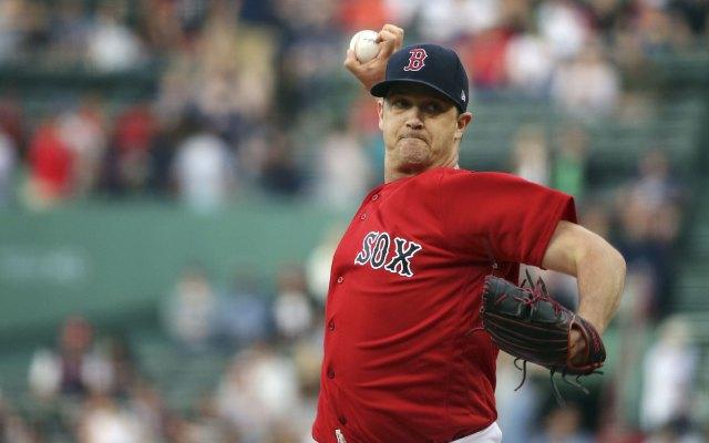 Lanzador de Red Sox es suspendido 80 juegos en MLB - Foto de AP