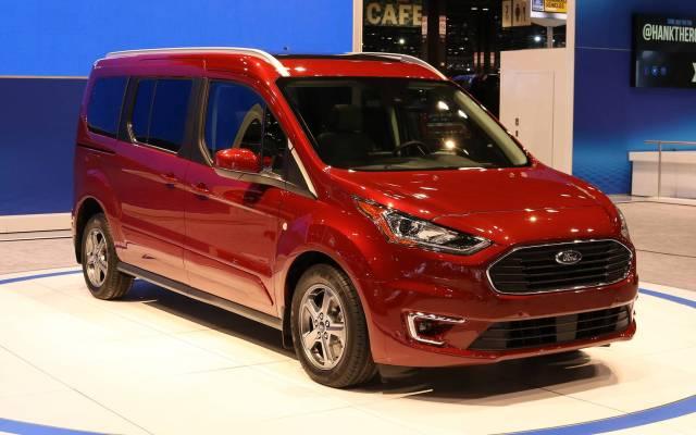 Ford trasladará producción del Transit Connect a México - transit connect méxico