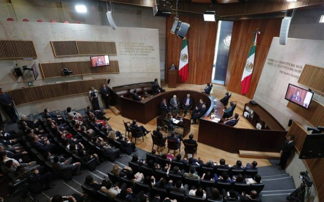 Período para gubernatura de Baja California se mantiene en dos años - Tribunal Electoral del Poder Judicial de la Federación TEPJF