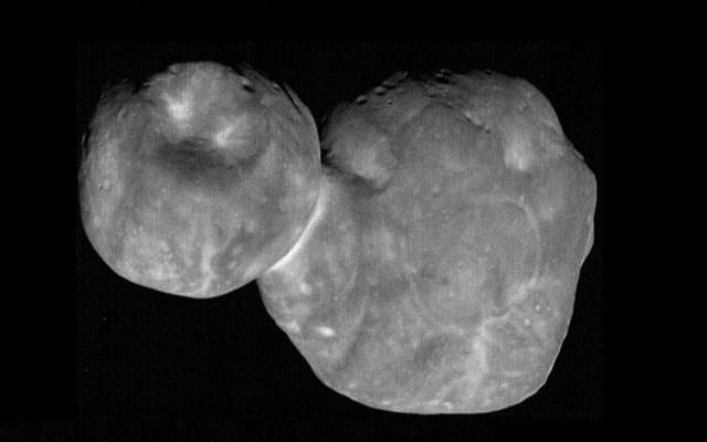 NASA publica imágenes en 3D de Ultima Thule - Foto de NASA