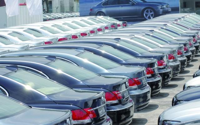 Venta de vehículos ligeros registra descenso de 5.5 por ciento en febrero - Venta de vehículos ligeros