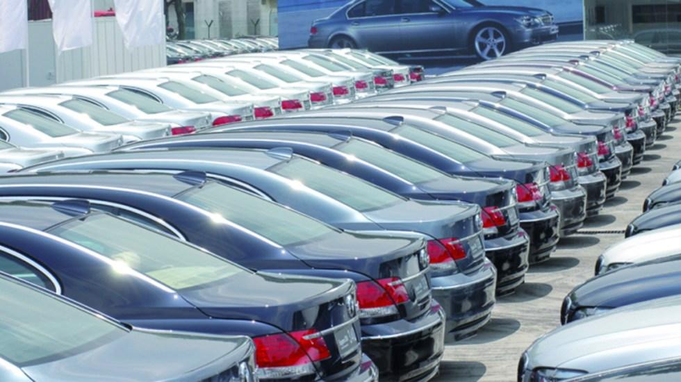 Disminuye venta de vehículos ligeros 6.0 por ciento en enero - Venta de vehículos ligeros