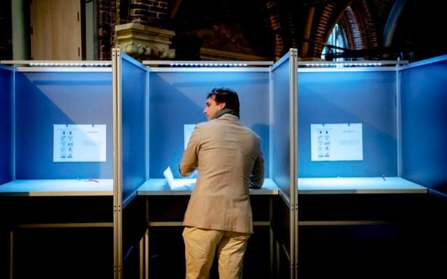Ultraderecha populista se impone en elecciones regionales de Holanda - Foto de AFP