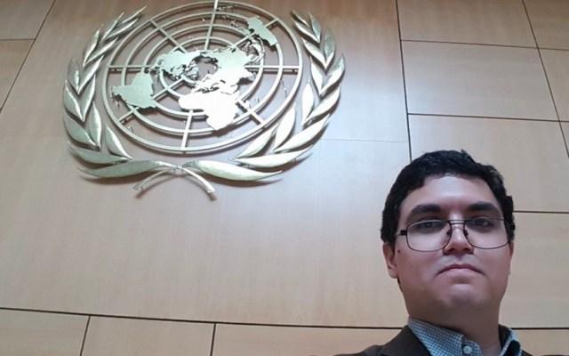 Reportan desaparición del periodista Luis Carlos Díaz en Venezuela - Luis Carlos Díaz, periodista venezolano. Foto de Facebook.