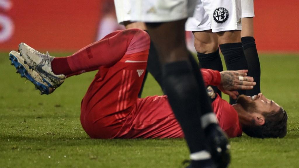 Real Madrid sufre su primera derrota tras el regreso de Zidane - real madrid derrota valencia
