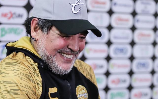 Maradona dedica victoria de Dorados a Nicolás Maduro - Diego Armando Maradona