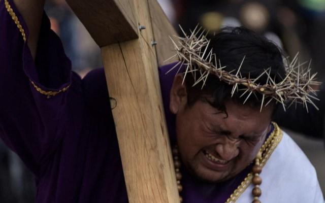 La gente ha abusado de Dios para fines egoístas: Capellán de la UNID - Foto de Notimex