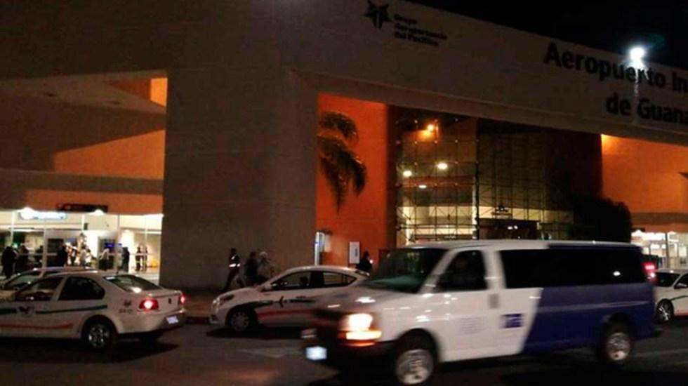 Robo en aeropuerto de Guanajuato duró tres minutos - Foto de Milenio