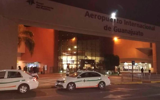 Roban más de 20 mdp en aeropuerto de Guanajuato - Foto de Milenio