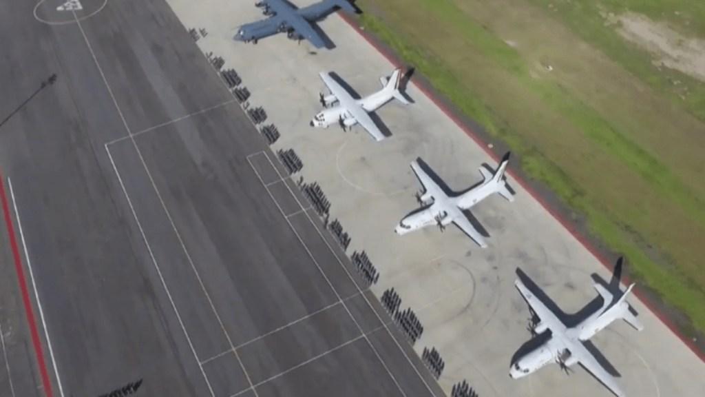 Próxima semana se presentará proyecto para el Aeropuerto de Santa Lucía - niegan suspensión definitiva al aeropuerto santa lucía