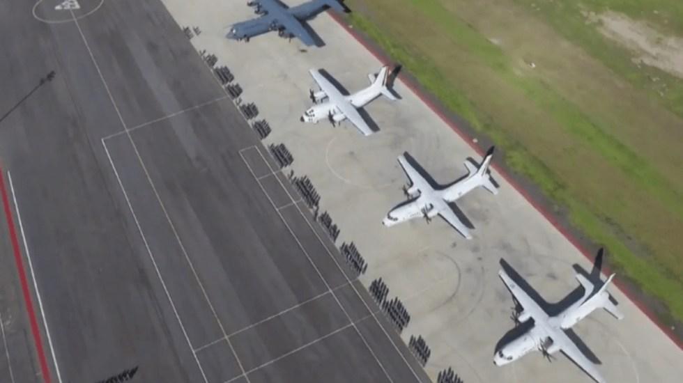 Tribunal revoca suspensión de obra en Santa Lucía - niegan suspensión definitiva al aeropuerto santa lucía