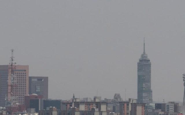 Valle de México amanece este jueves con mala calidad del aire - Foto de Notimex