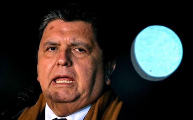 Muere el expresidente peruano, AlanGarcía, tras dispararse en la cabeza - Foto de AFP