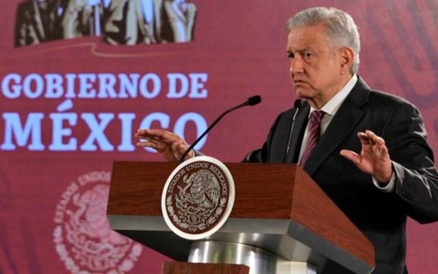 López Obrador critica cobros por Guardia Nacional - Foto de Notimex