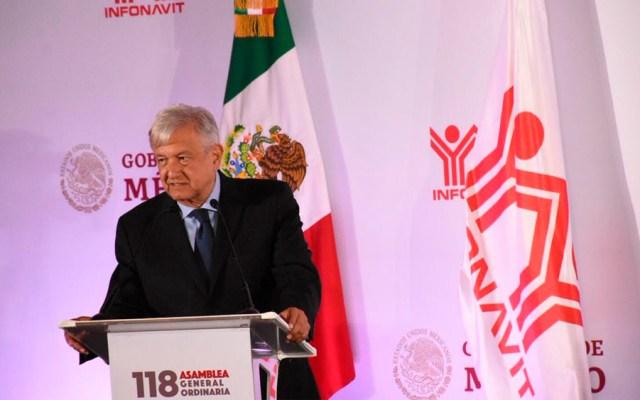 AMLO pide fortalecer Infonavit con austeridad y cero corrupción - Infonavit corrupción López Obrador