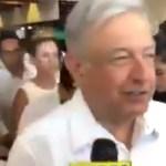 """""""Nos entregaron un cochinero, pero lo estamos limpiando"""": López Obrador - López Obrador"""