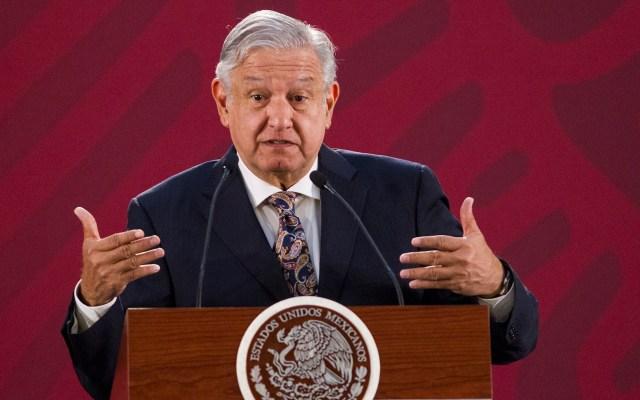 AMLO envía los cuatro nombramientos para la CRE - Andrés Manuel López Obrador. Foto de Notimex- José Pazos.