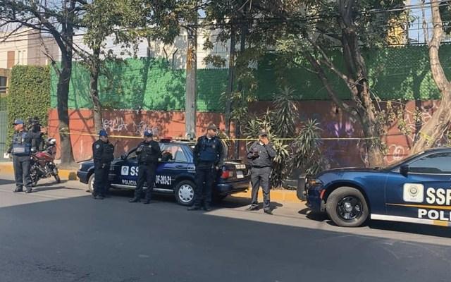 Encuentran cuerpo de hombre en Coyoacán - Foto de CIE Emergencias
