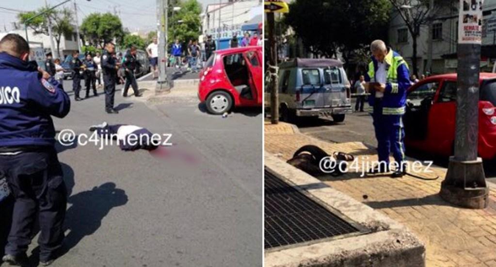 Presunto cómplice mata a pareja de colombianos dedicados al robo - Foto de @c4jimenez