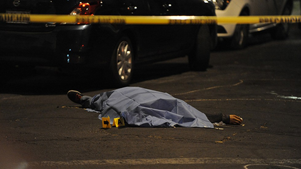 Primer trimestre de 2019 es el más violento de la historia - Asesinato de estudiante de la Prepa 3 en la CDMX. Foto de La Prensa