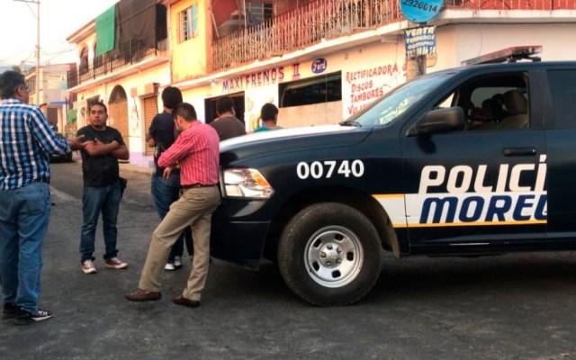 Suman 15 asesinatos en Morelos en 72 horas - Foto de Quadratín