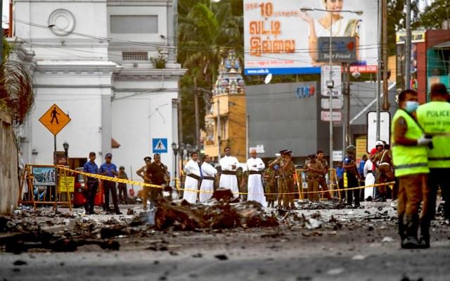 Estado Islámico reivindica atentados de Sri Lanka - atentado sri lanka