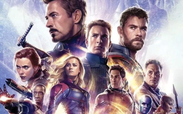 'Avengers: Endgame' es la película más vista en la historia en México - Foto de internet