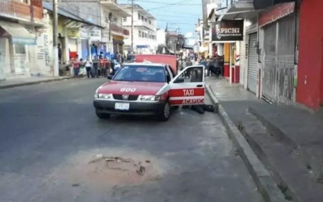 Bala perdida impacta cabeza de niño en Veracruz - Foto de Vive Coatza