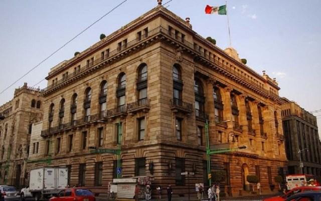 Aumenta 173 mdd reserva internacional del Banco de México - Edificio del Banco de México. Foto de Forbes