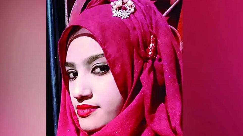 Queman viva a joven que denunció acoso sexual en Bangladesh - Foto de The Guardian